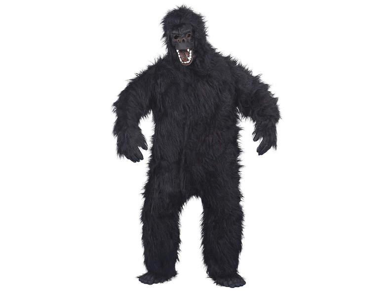 14434 Gorilla Kostüm mit zweiter Maske