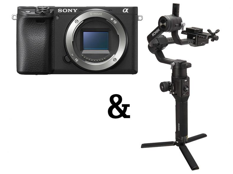 14451 Sony a6400 & DJI Ronin S [Set]