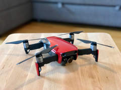 14460 Drohne DJI Mavic Air, 3 Akku, 128GB