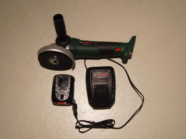 14535 Bosch Akku AdvancedGrind 18 LI