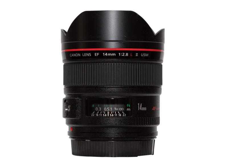 14540 Canon EF 14mm f/2.8L II USM