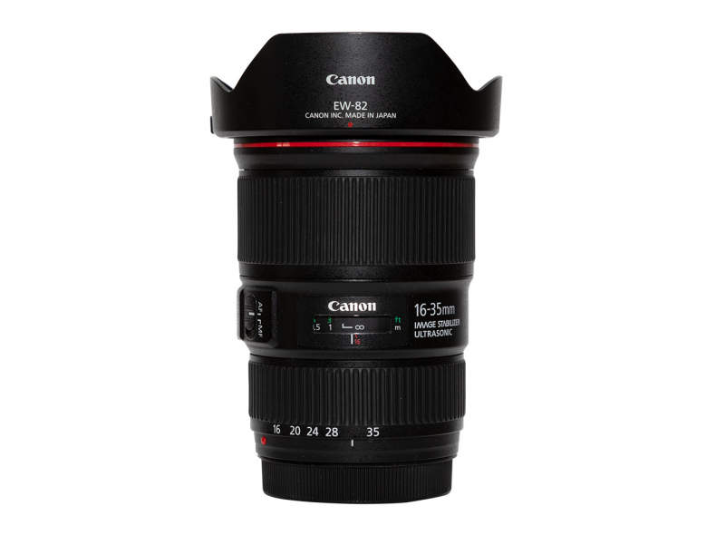 14543 Canon EF 16-35mm f/4.0L IS USM