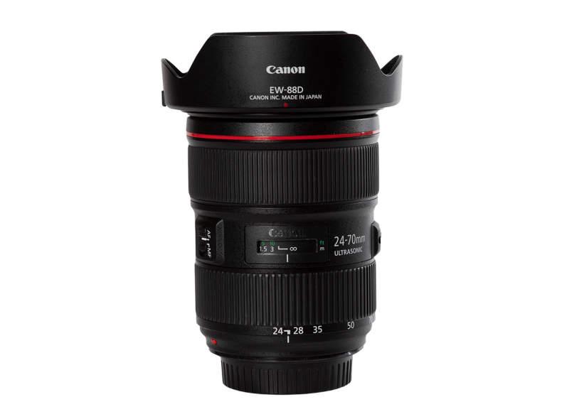 14589 Canon EF 24-70mm f / 2.8L II USM