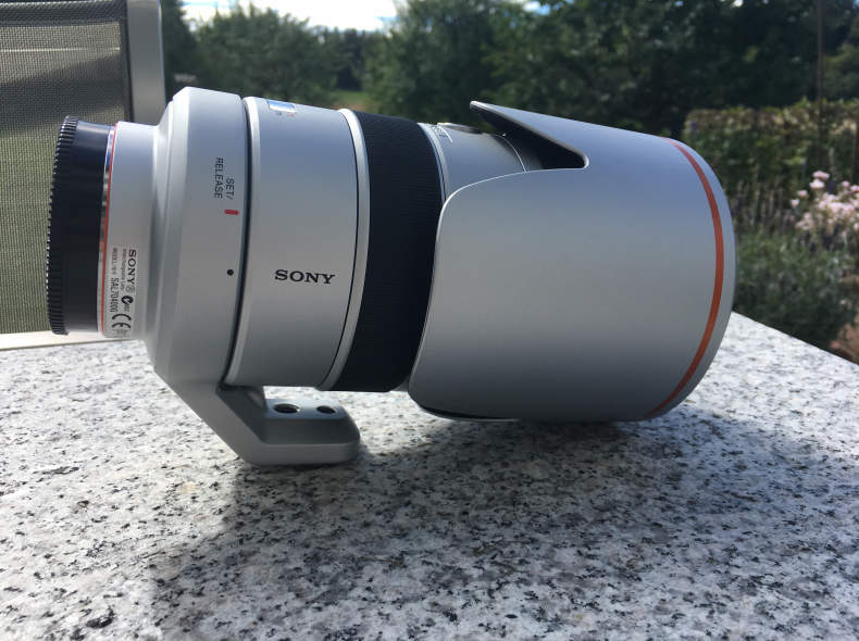 14604 Sony 70-400mm f/4-5.6 G  A-Mount