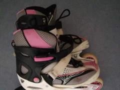 14654 Inline Skates Mädchen 34-37