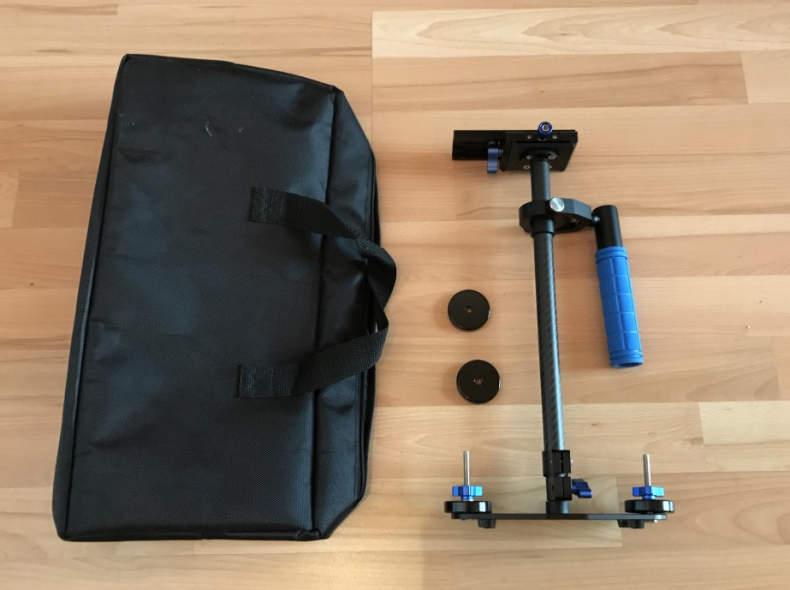 14681 Stabilisator für DSLR-Kameras