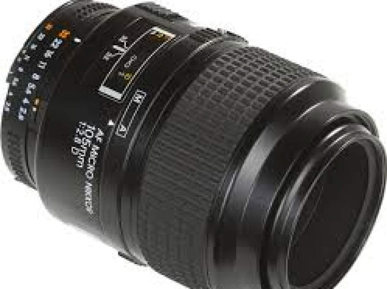 14684 Nikon af micro nikkor 105mm 2.8 d