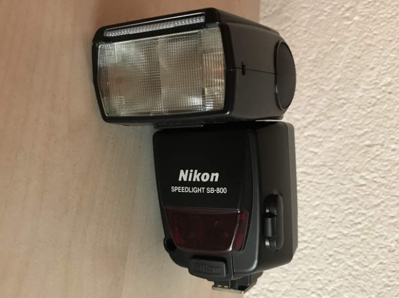 14688 Nikon SB-800 Blitzgerät für SLR