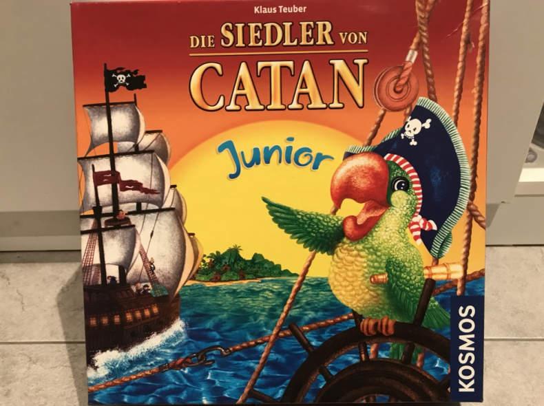"""14739 Spiel: Siedler von Catan """"Junior"""""""