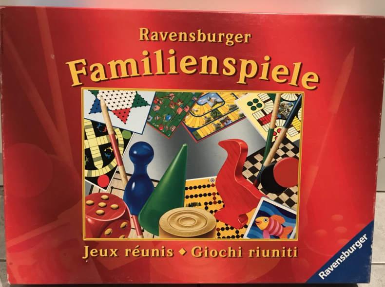 14742 Spiel: Ravensburger Familienspiele