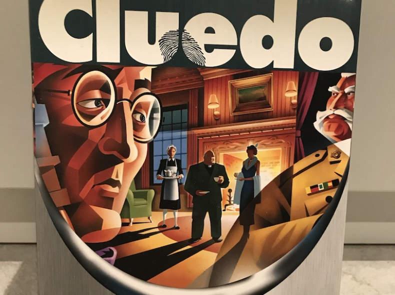 14751 Spiel: Cluedo für unterwegs