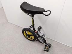 14766 Einrad mit Stützrädern (schwarz)
