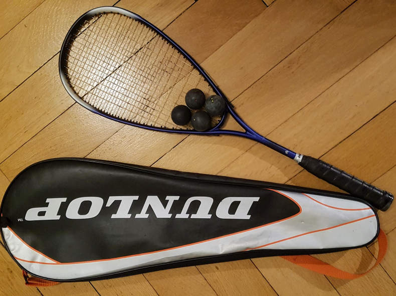 14901 Squash Schläger / Squash Racket