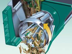 14941 Leisehäcksler Bosch AXT 23 TC