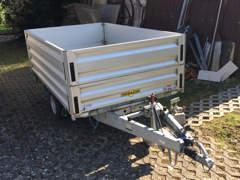 14962 Anhänger  Humbaur Kipper 1.5 To