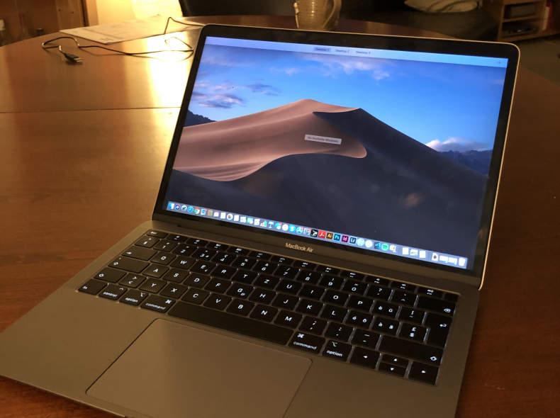 14965 Neues MacBook Air mit Profisoftware