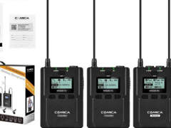 14972 Profi Wireless Dual Lavalier Mics
