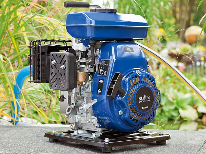 15007 Benzinwasserpumpe, 1,8 kW, 12.000 l