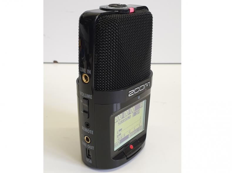 15067 Audio Rekorder ZOOM H2n recorder
