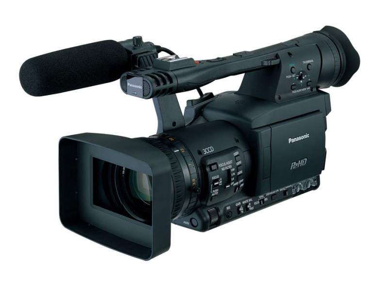 15151 Panasonic AG-HPX171E