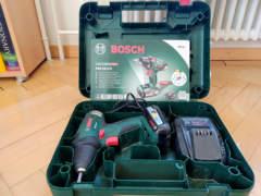 15263 Bosch Bohrschrauber PSR 18 LI-2