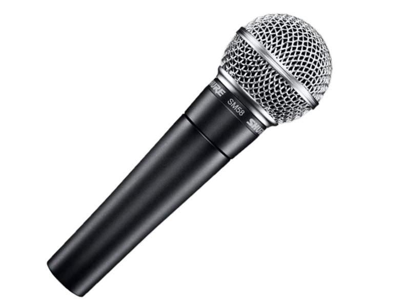 15311 Gesangsmikrofon Shure SM58