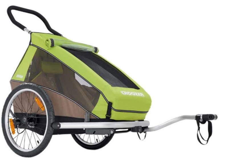15314 Croozer Kinderwagen / Veloanhänger