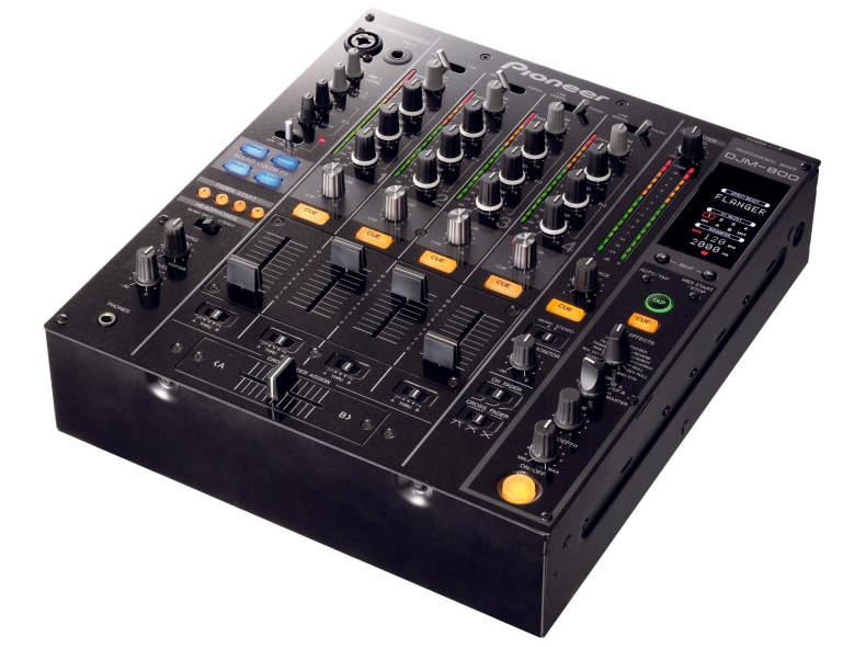15385 Pioneer DJM-800 DJ Mixer / DJM800
