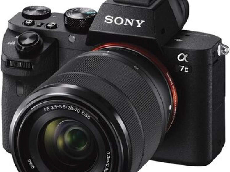 15388 Sony Alpha 7 Mark II mit 28-70mm