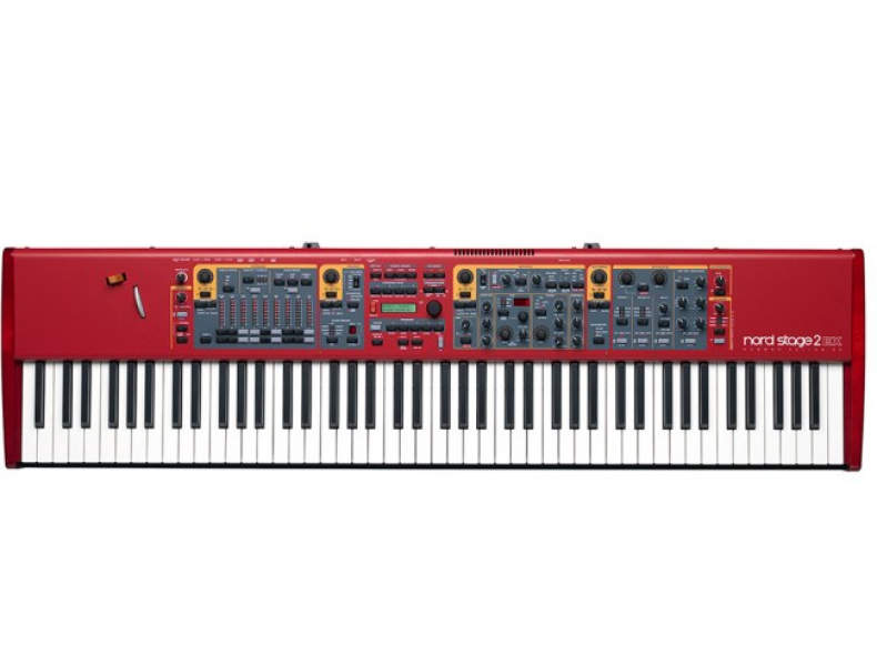15394 Clavia Nord Stage 2 EX 88