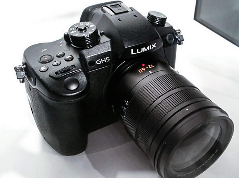 15400 Lumix GH5 /3 Akkus, Leica 12-60mm