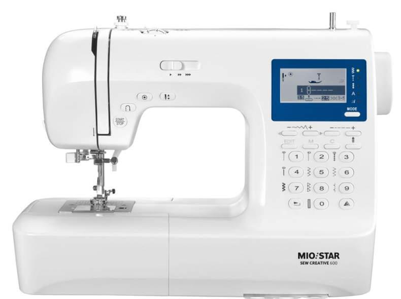 15427 Nähmaschine Mio Star Sew Creative