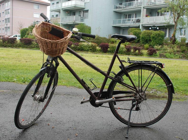 15465 Fahrrad Velo Damen