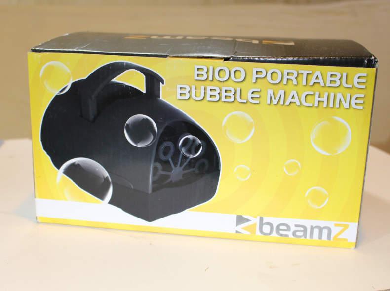 15471 Seifenblasen Maschine