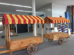 15533 Marktwagen