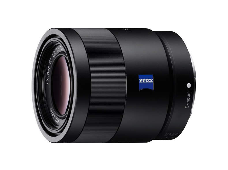 15571 Sony Zeiss 55 1.8 SEL5518Z