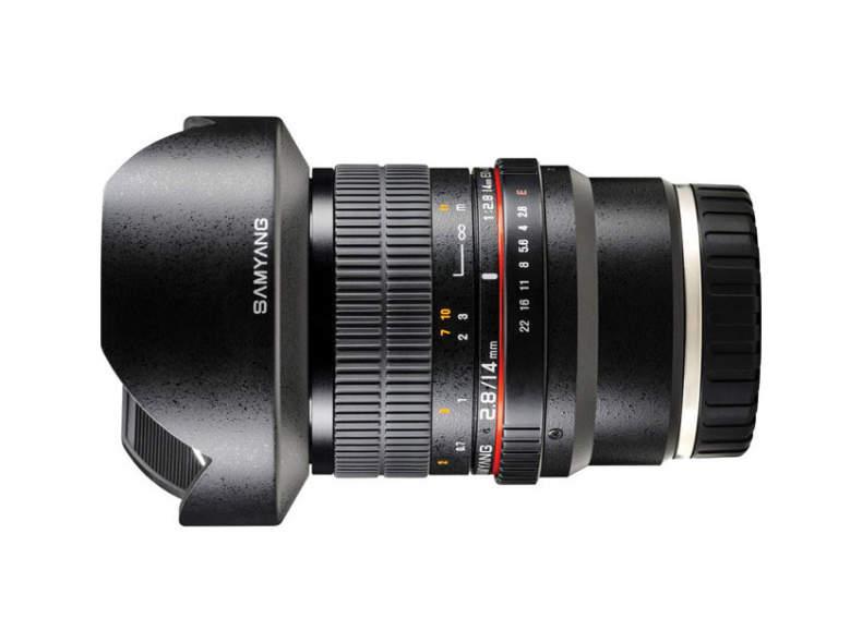 15576 Samyang 14mm 2.8 (Sony E-Mount)