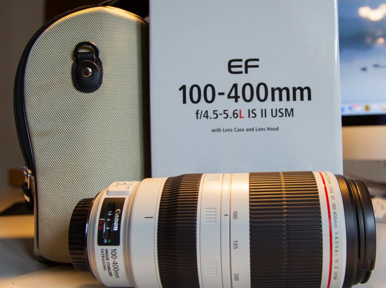 15597 Canon Objektiv 100-400mm