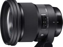 15632 Sigma 105mm 1.4 e-mount Objektiv