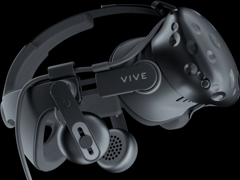 15636 HTC Vive mit Audio Strap