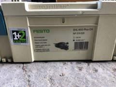 15658 Einhandhobel Festool EHL 65 E-Plus