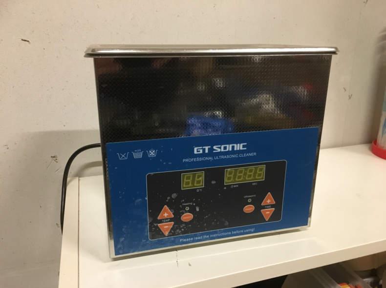 15670 Ultraschall-Reiniger 3 Liter