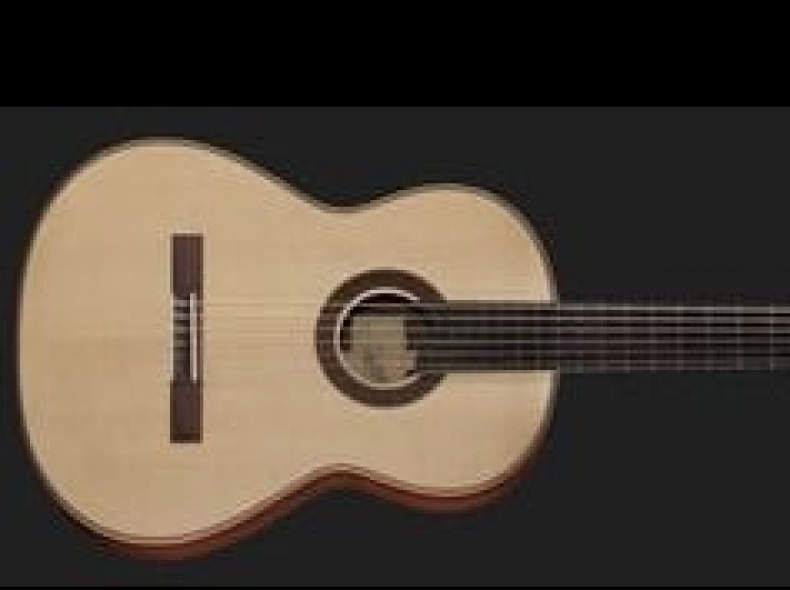 15748 Klassische Gitarre Hanika 57PF