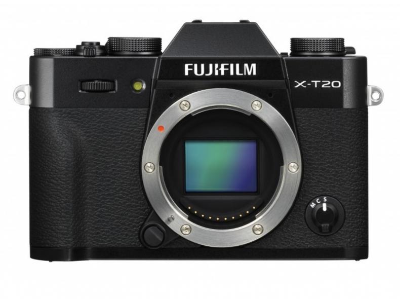 15789 Fujifilm X-T20 mit Griperweiterung