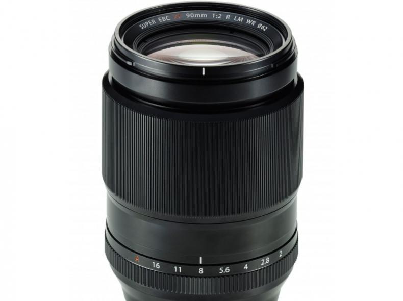 15792 Fujifilm XF 90mm f/2 WR