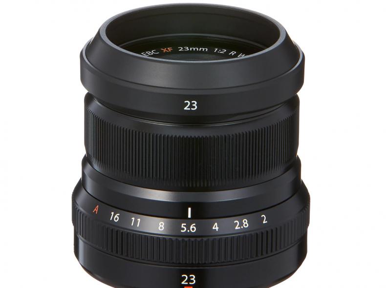 15795 Fujifilm XF 23mm f/2 WR