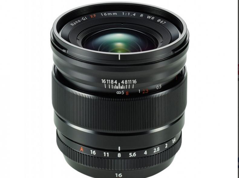 15797 Fujifilm XF 16mm f/1.4 WR