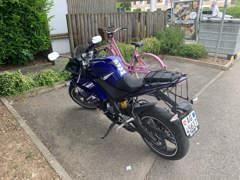 15819 Yamaha YZF R-125