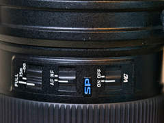 15853 Tamron SP 150-600mm f/5-6.3 Canon