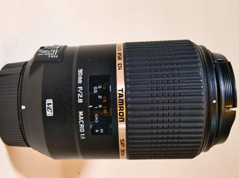 15856 Tamron 90mm Makro for Nikon